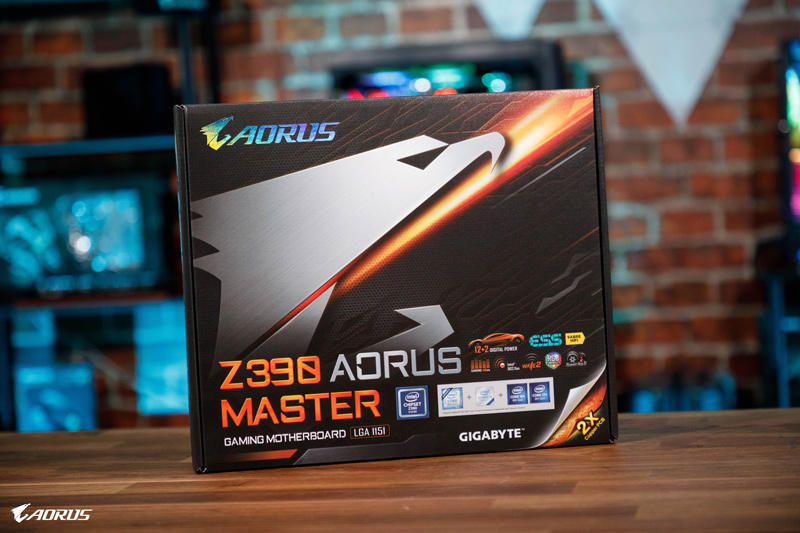 GIGABYTE Z390 AORUS MASTER Motherboard: 5 Must-Have Features