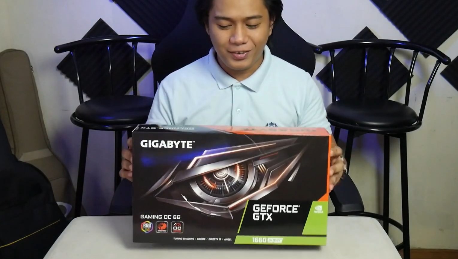 [Member Submission] Unboxing and Benchmark: GIGABYTE GTX 1660 Super